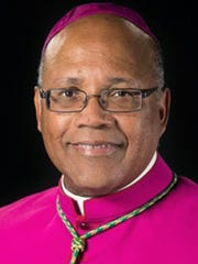 Bishop Martin Holley, the incoming and 5th Bishop of the Catholic Diocese of Memphis. (submitted photograph)