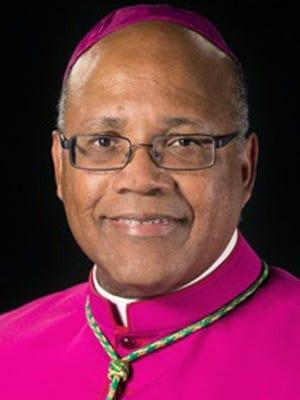 Bishop Martin D. Holley
