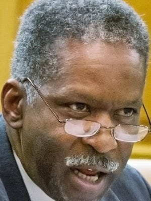 State Sen. Reginald Tate of Memphis, seeking a fourth term in the Aug. 2 Democratic primary, was censured earlier this month by the Shelby County Democratic Party.