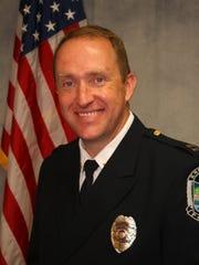 KPD Deputy Chief Kenny Miller