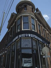 The new Lonesome Dove Western Bistro is pictured on Monday.