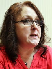 Karen Morgan, regional director for Addiction Campuses, is a recovering addict who has been clean for 14 years.