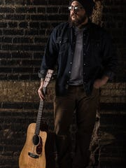 """Contributed photo/Landan Luna Photography A melding of Americana, rock 'n' roll and gritty themes pervade Erick Willis' latest CD, """"Flood Gate."""" Willis will perform Friday at the Iron Horse Pub."""