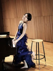 (JOYCE) YANG PLAYS BEETHOVEN: 7:30 Sept 21. Memorial Auditorium, 1300 7th St. Wichita Falls Symphony Orchestra. Wfso.org