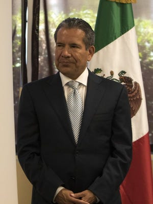 Roberto Rodriguez is head consul of the Mexican Consulate in Oxnard.