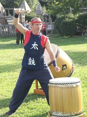 Drumming performances will be part of the annual Bon-Odori