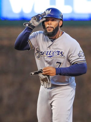 Eric Thames is slugging his way to fame in the USA, but doesn't figure to get recognized in public like he did in Korea.