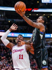 Brandon Jennings, the Bucks' first-round pick in 2009,