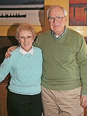 Conrad and Arlitha Racine
