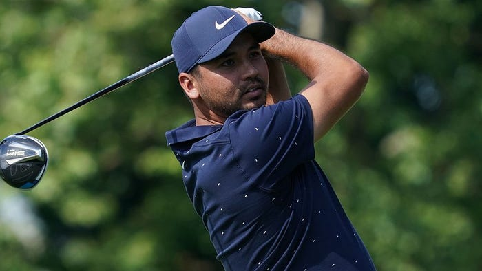 Jason Day requests COVID-19 test, plays as a single Saturday at Travelers Championship