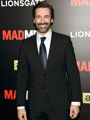 "Jon Hamm attends the ""Mad Men"" New York Special Screening at The Museum of Modern Art on March 22, 2015 in New York City."