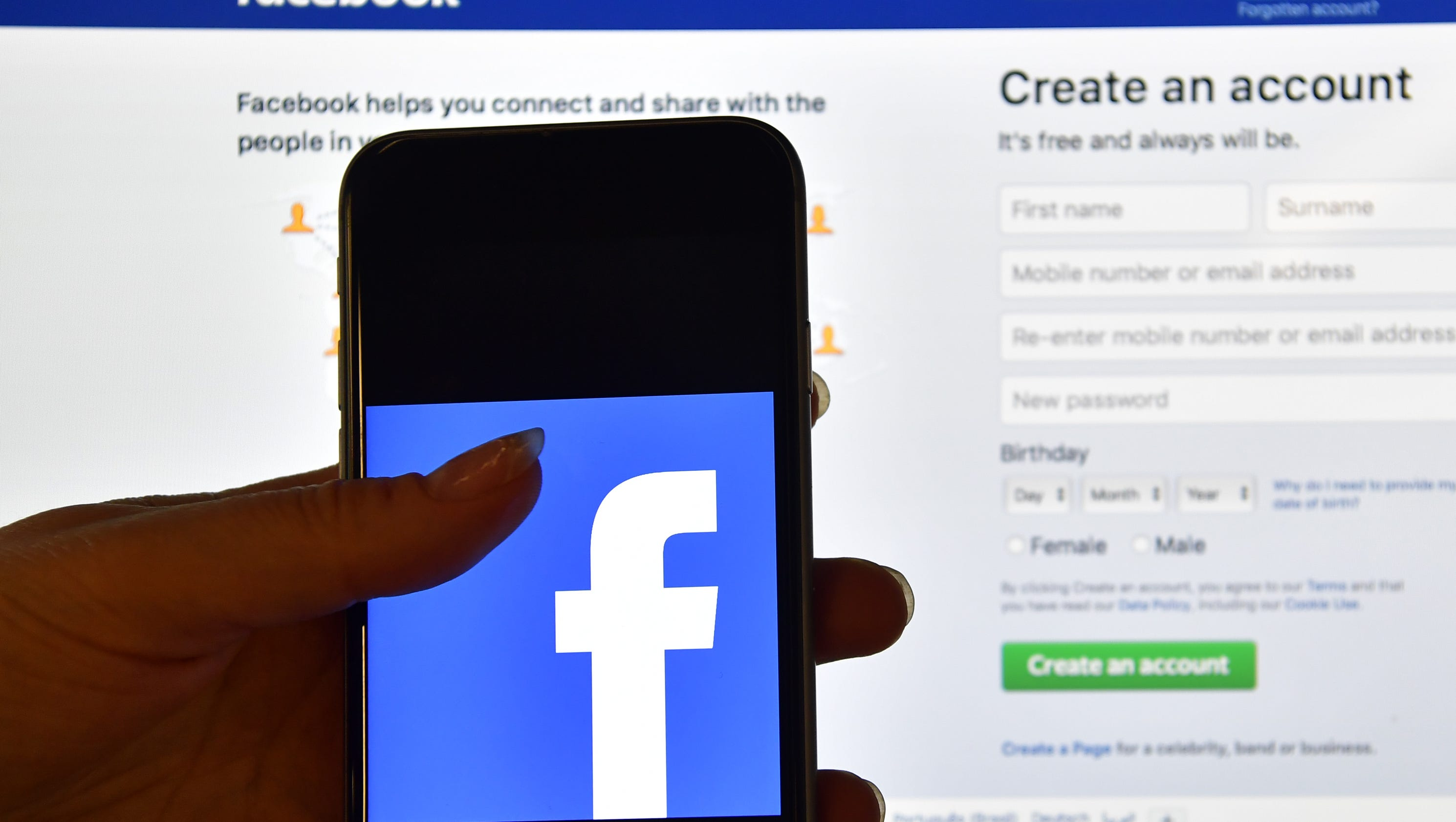 facebook is using you Namely, that facebook can recognize faces with a 98% accuracy, and it can do  so quickly—the company says it can identify you in one picture.