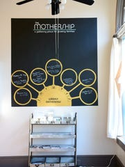 The Mothership is a new, collaborative space for expecting