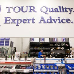 PGA Tour Superstore moving into space deserted by dying retailers