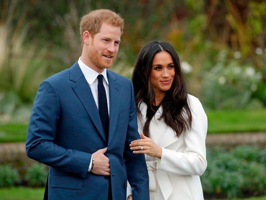 AP BRITAIN ROYAL WEDDING THE DRESS I ENT FILE GBR