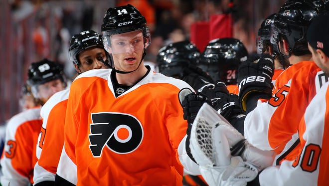 Sean Couturier is nearing a return and the Flyers could certainly use him as they struggle to stay afloat in the playoff race.