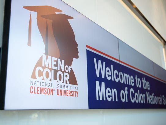 Clemson University's Men of Color National Summit returns to the TD Convention Center Thursday-Friday.