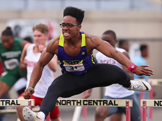 Senior Chris Evans and Ben Davis are ranked No. 1 in the state and coming off a Marion County championship.