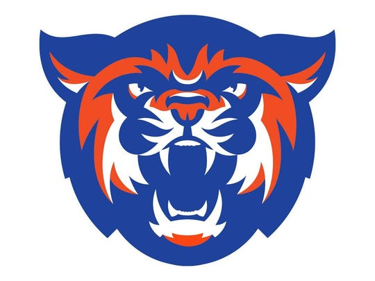 Louisiana College unveiled this new wildcat logo as part of the college's athletics rebranding.