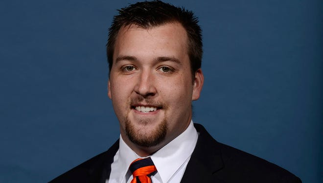 Former Auburn tackle Shane Callahan has enrolled at Colorado and is reportedly seeking a waiver to play this season.