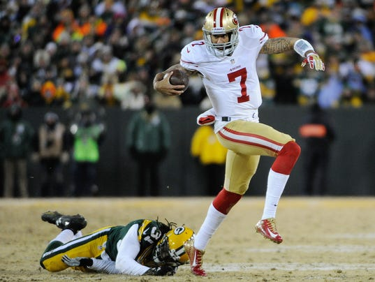 wild card niners packers