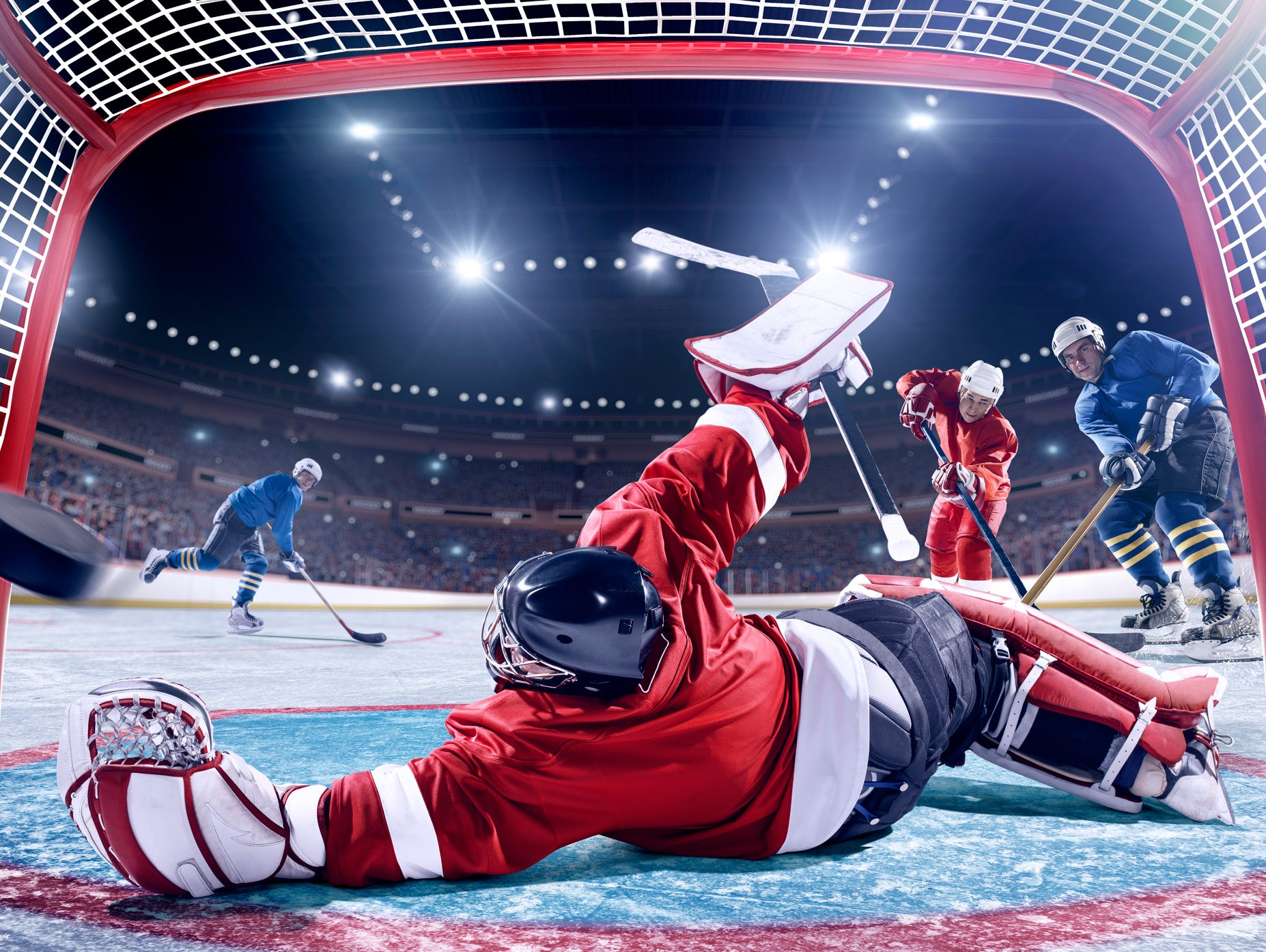 Watch the Badgers and Wildcats from a suite at the Resch Center for some college hockey. Enter 9/28-10/18.