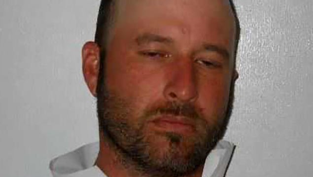 Samuel Ward, 34, arrested for driving under the influence.