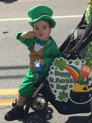 The Leprechaun Parade is a double-dose of cuteness