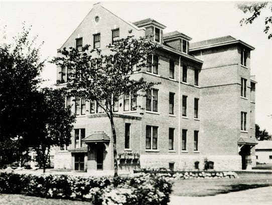St. Walburg Hall