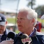 Former Braves general manager Frank Wren