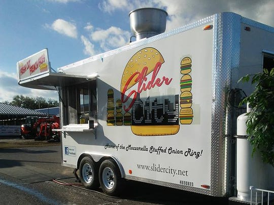 Slider City is Cape Coral's newest food truck.