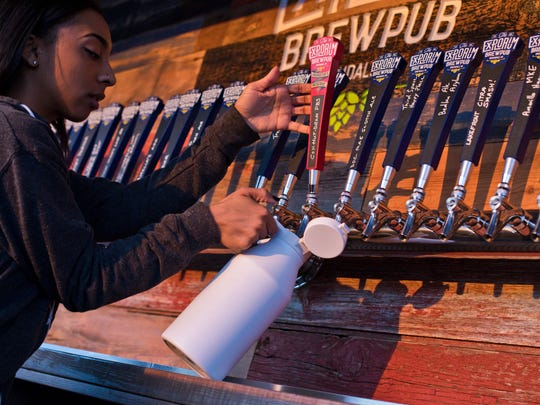 "Photos from field to tap capture the spirit of Wisconsin's craft beer scene in Matthew Janzen's book ""State of Craft Beer."""
