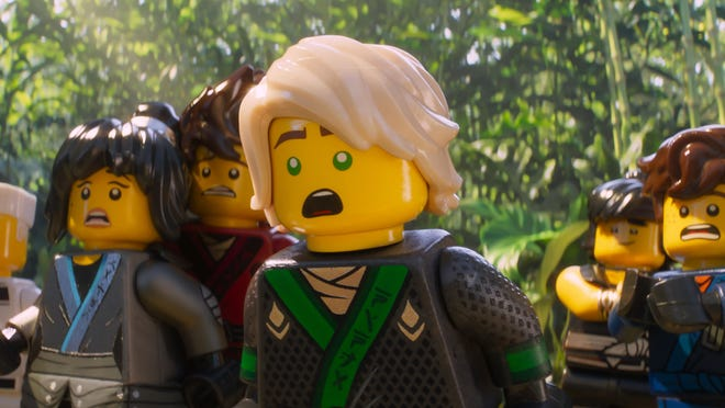 """""""The Lego Ninjago Movie"""" is now on Blu-ray, DVD and various streaming sites."""