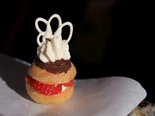 Reporter Brian Passey assembled this creampuff during