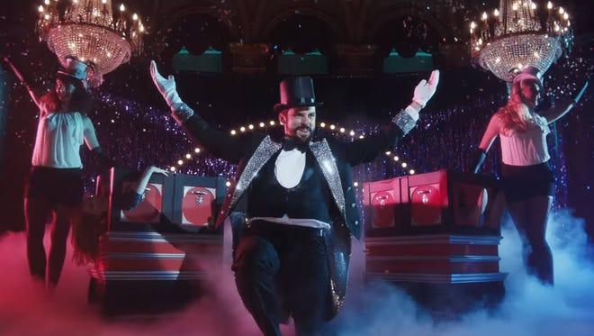 Quicken Loans Super Bowl ad screengrab.