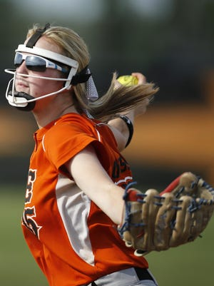 Ryle sophomore Kenady Carson finished the season with a 2.38 ERA.