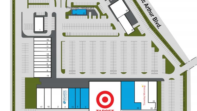 "Target plans to open a ""small-format"" store at Westmont Plaza in Haddon Township."