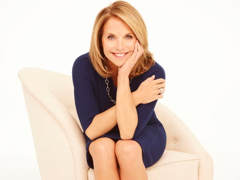 Katie Couric is negotiating her exit from ABC News, and her syndicated talk show is likely to end in May.