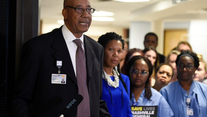 Nashville General Hospital CEO Dr. Joseph Webb has received a three-year contract extension and a potential annual10 percent incentive raise above his $350,000 salary.