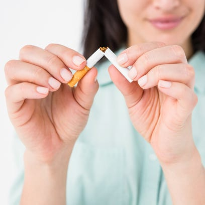 Strategies to stop smoking in the new year