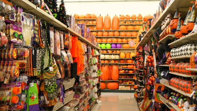 Fall craft store
