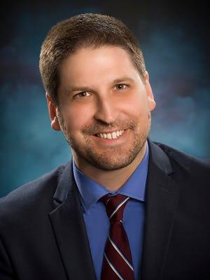 Assembly candidate Scott Gavin