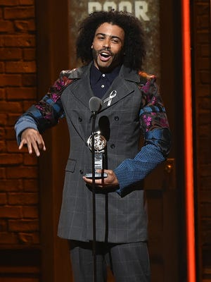 Daveed Diggs is going to be a busy man for a while.
