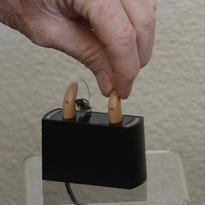 ZPower's rechargeable hearing aid batteries help veterans and environment