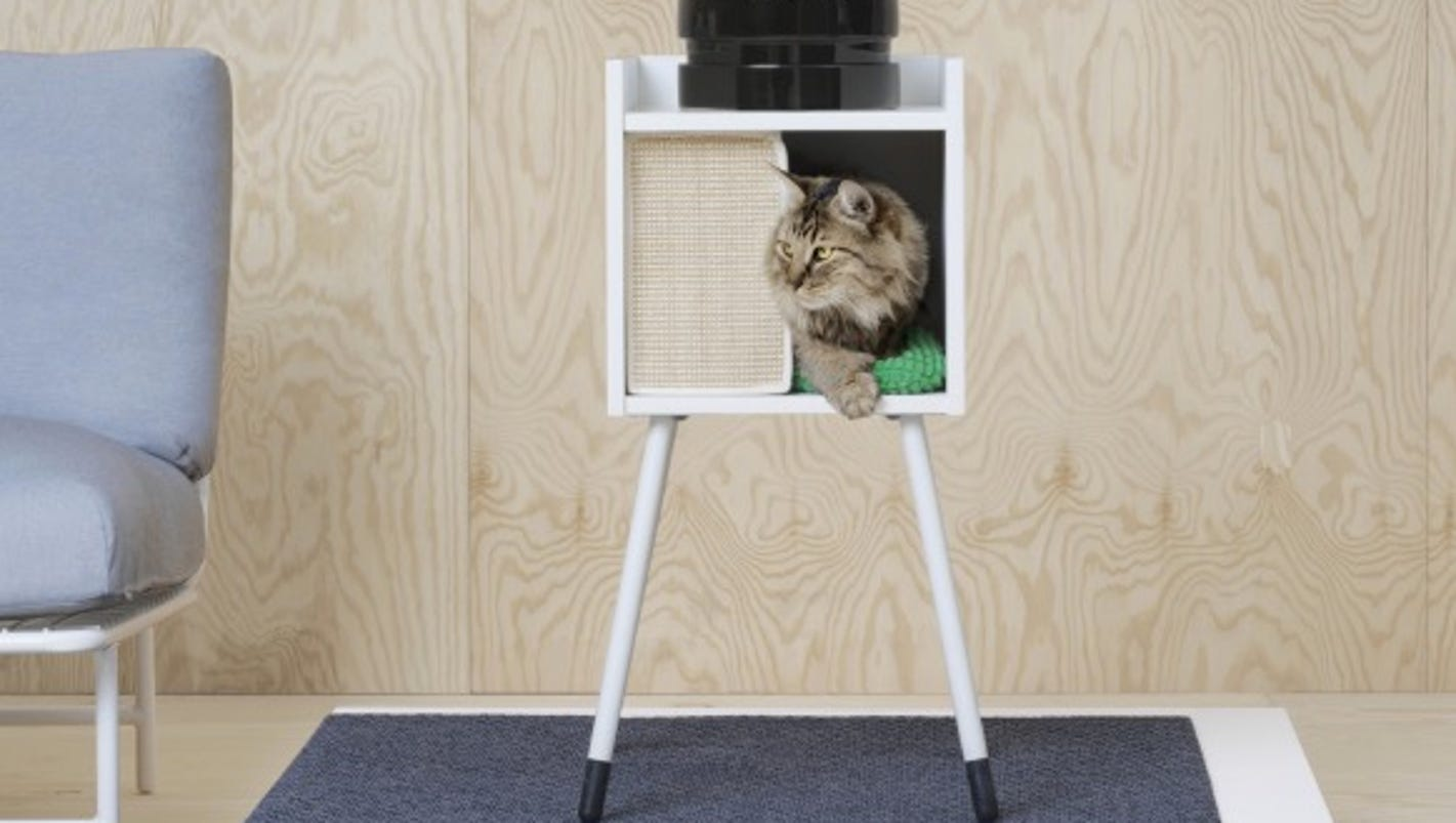 Ikea Lenschirme ikea for pets lurvig line caters to dogs and cats
