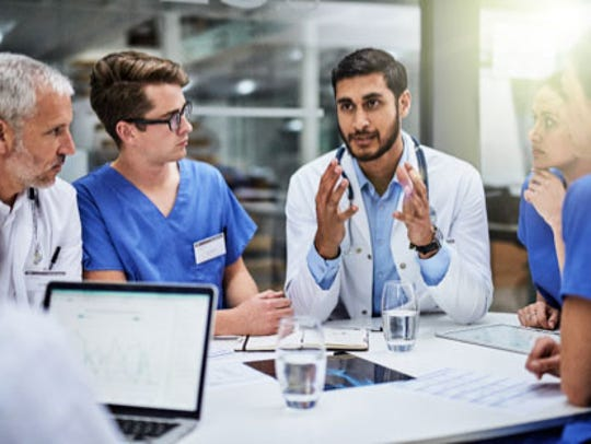 A primary care doctor can help share your medical details