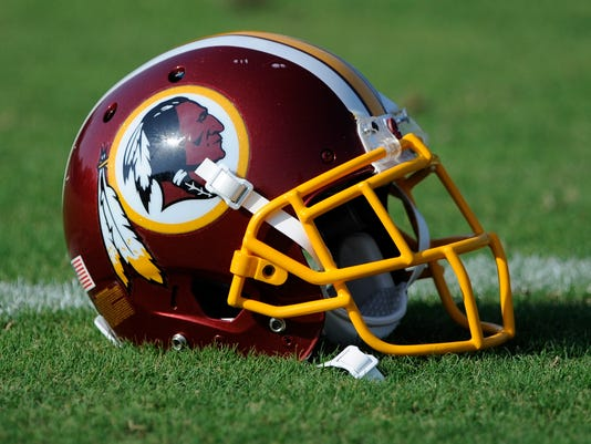 It's time to change Redskins name