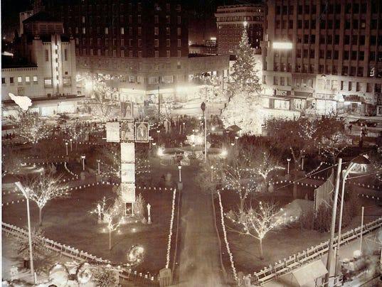MAIN Archive photos: Christmas in El Paso