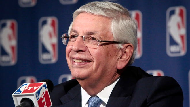 Former NBA commissioner David Stern, 74, is more businessman than sportsman now, advising venture capital firms from his position atop DJS Global Advisors and investing in a number of startups.