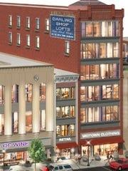 Developer Patrick Dutton is working to redevelop properties